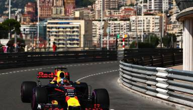 Daniel Ricciardo Red Bull F1 2017 Monaco GP Foto Red Bull