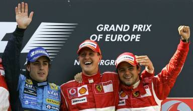 European GP F1 2006 Foto Reuters