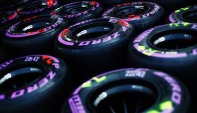 Pirelli ultrasoft Monaco GP F1 2017 Enkei McLaren wheels Photo Pirelli