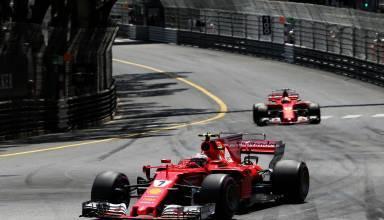 Rai leads Vet Ferrari Monaco F1 2017