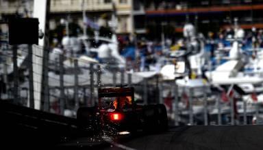 Red Bull Monaco F1 2016 rear sparks