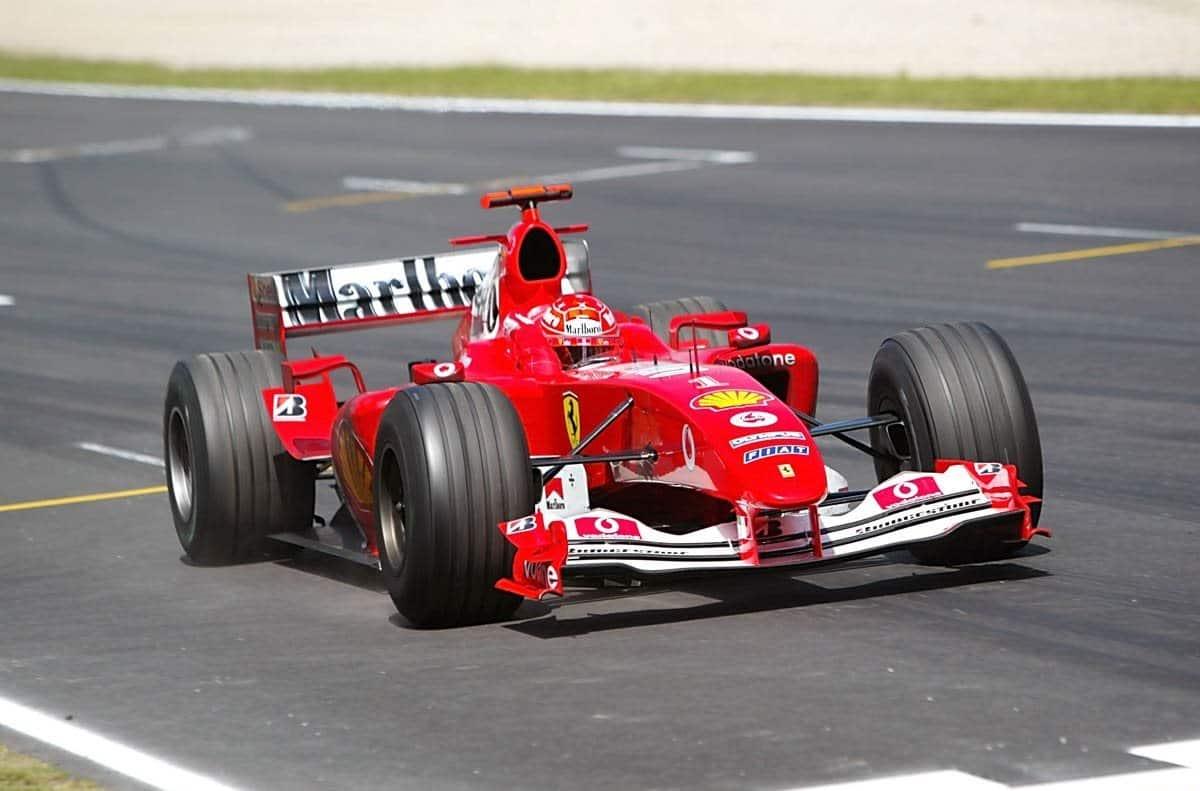 2004 Spanish GP – Schumacher equals Mansell's record
