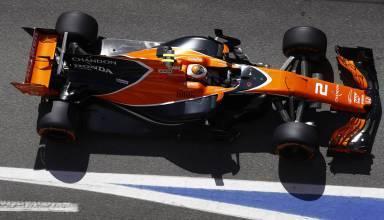 Vandoorne McLaren Spanish GP F1 2017 Photo McLaren
