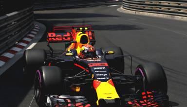 Verstappen Monaco GP F1 2017 T-wing Red Bull RB13 Foto Red Bull MAXF1net