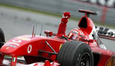 Michael Schumacher Ferrari F2003GA Canadian GP F1 2003 Photo Ferrari