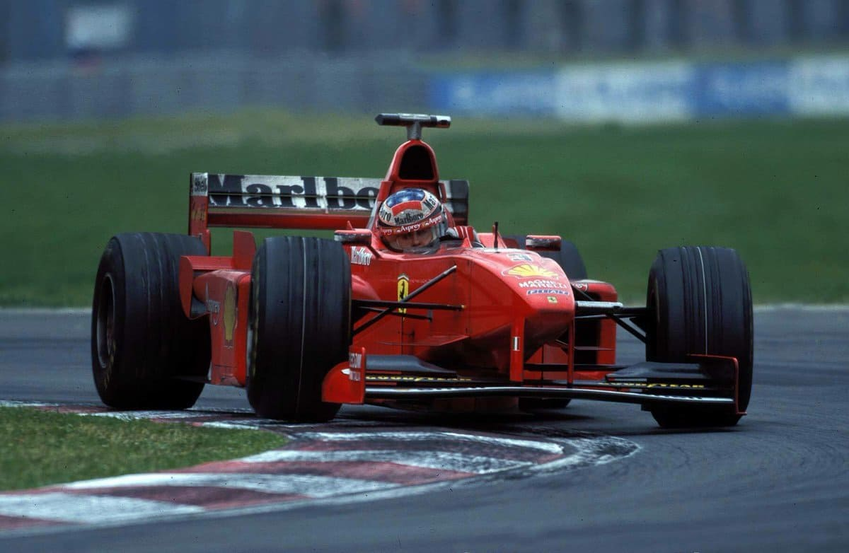 Michael Schumacher Ferrari F300 F1 1998 Canadian GP Photo Ferrari