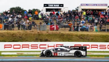 Porsche 919 Hybrid 24h Le Mans 2017