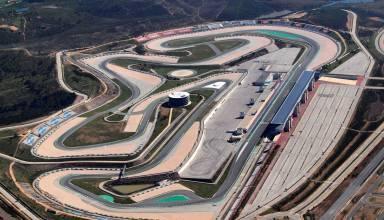 Portimao circuit Algarve Portugal F1 circuit