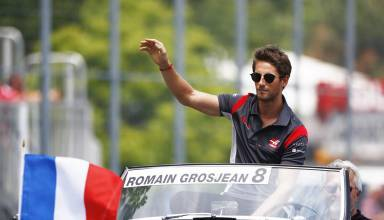 Romain Grosjean Haas Canadian GP F1 2017 Photo Haas