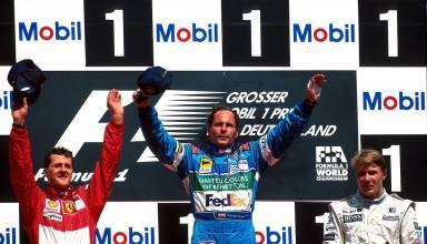 German GP F1 1997 Photo
