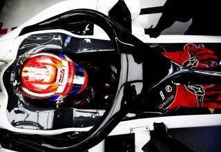 Grosjean Brazilian GP F1 2016 halo protection Photo Haas