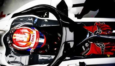 Grosjean Brazilian GP F1 2016 halo protection Photo Haas