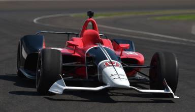 Indycar 2018 front detail Photo Indycar
