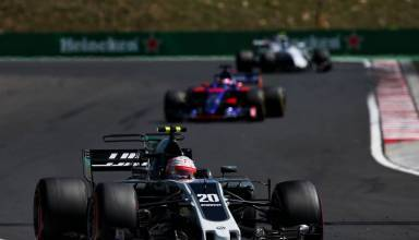 Magnussen Hungarian GP F1 2017 Photo XPB