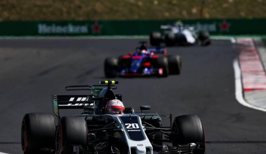 Magnussen Hungarian GP F1 2017 Photo XPB