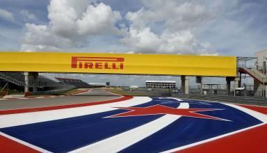 Pirelli Austin F1