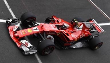 Raikkonen Ferrari British GP F1 2017 Photo Ferrari