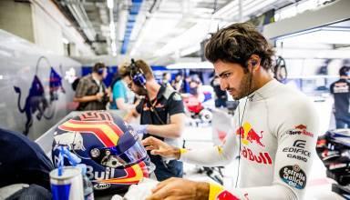 Sainz Toro Rosso Austrian GP F1 2017 Photo Red Bull