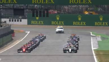 british gp f1 2017 start