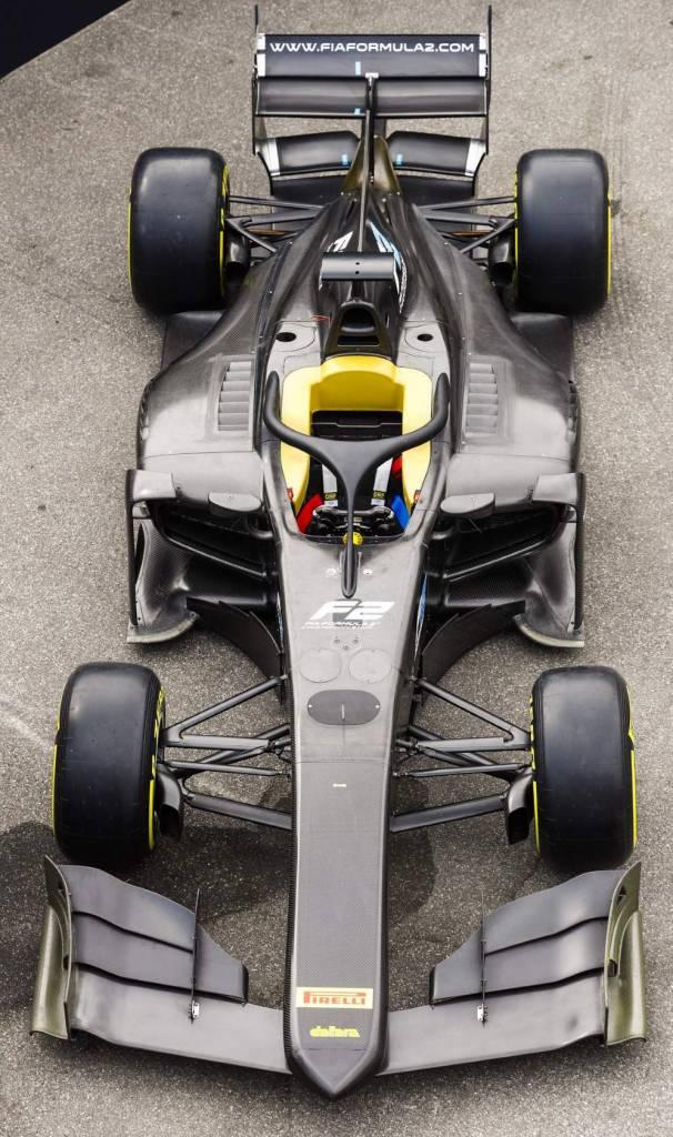 FIA Formula 2 F2 2018 Photo FIA