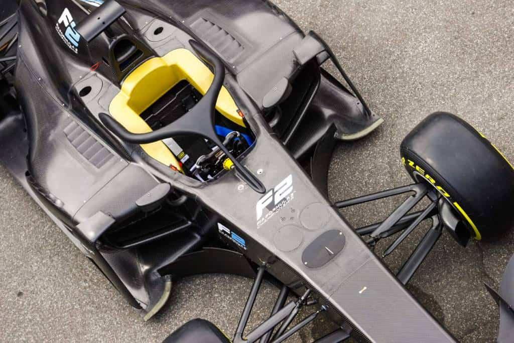 FIA Formula 2 F2 2018 top shot Monza launch Photo FIA