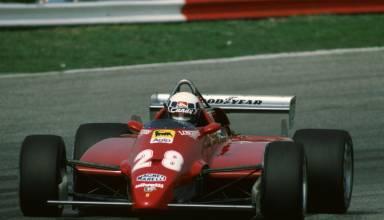Ferrari Didier Pironi Hockenheim F1 1982 Photo Soymotor