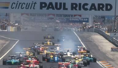 French GP F1 1988 Photo Motorsport Magazine