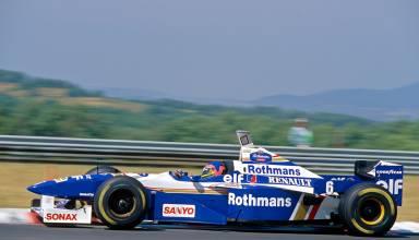 1996 Hungarian Grand Prix
