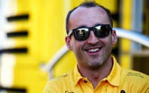 Kubica Hungaroring F1 2017 Photo