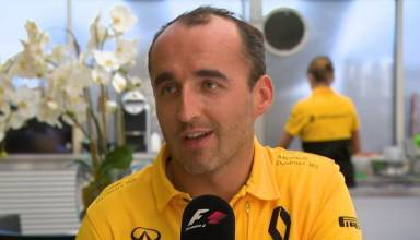 Kubica interview Hungary F1 2017 Screenshot youtube