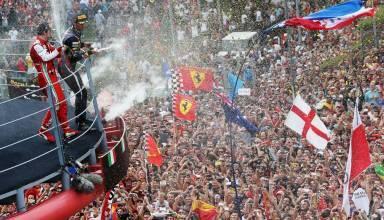 Monza F1 2013 podium Photo Red Bull