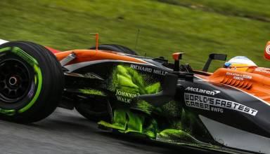 Alonso MCL32 Sepang Malaysia GP F1 2017 Photo AMuS