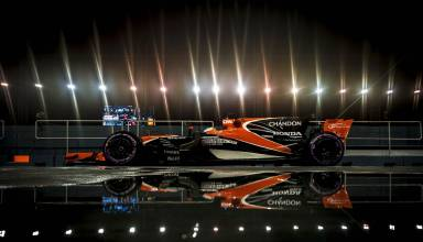 Alonso McLaren Honda MCL32 Singapore F1 2017 Photo McLaren