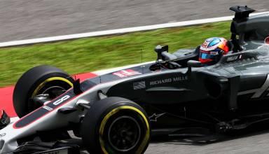 Grosjean Malaysia F1 2017 Haas