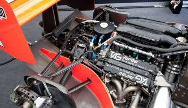 TAG Porsche F1 engine McLaren Photo McLaren