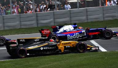 Toro Rosso and Renault F1 2017 Photo Red Bull