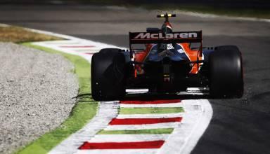 Vandoorne McLaren Honda Italian GP F1 2017 Photo McLaren