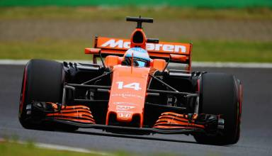 Alonso Japanese GP F1 2017 SUzuka Photo McLaren