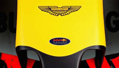 Aston Martin Red Bull Racing RB13 nose Photo Red Bull