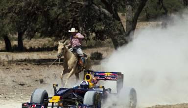 Coulthard Red Bull Texas Austin gravel ride Photo Red Bull