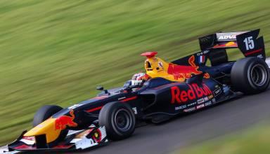 Gasly Super Formula Sugo F1 2017 Photo Red Bull