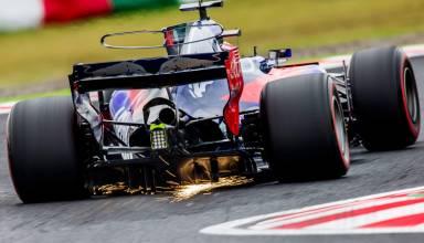 Gasly Toro Rosso Japanese GP F1 2017 Suzuka Photo Red Bull