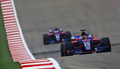 Hartley Toro Rosso USA GP friday Austin F1 2017 Photo Red Bull