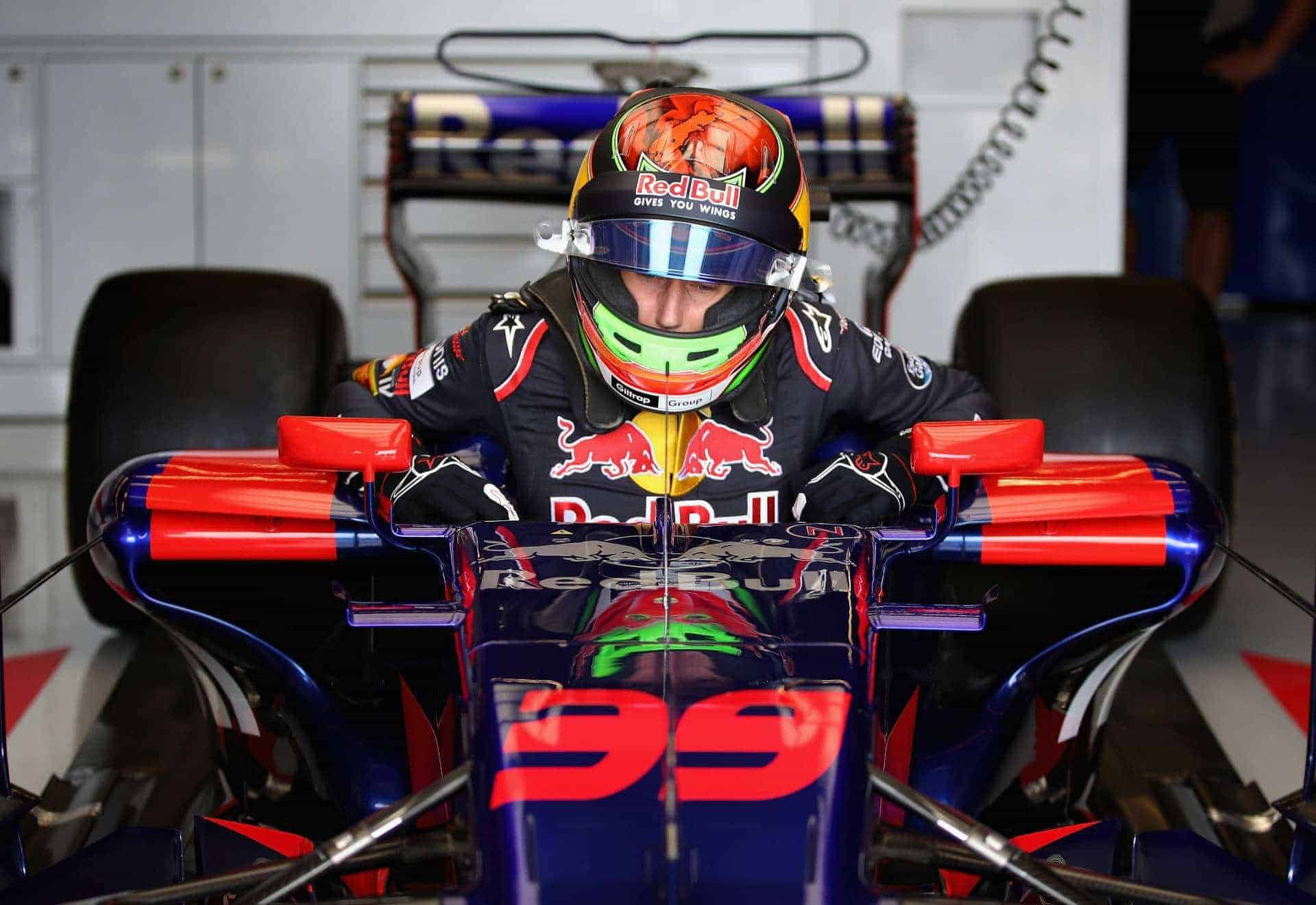 Hartley to start from the back of the grid in his f1 debut for Garage autosport le portel