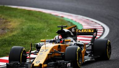 Hulkenberg Renault Japanese GP F1 2017 Suzuka Photo Renault