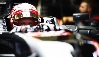 Magnussen Haas Mexico F1 2017 Photo Haas