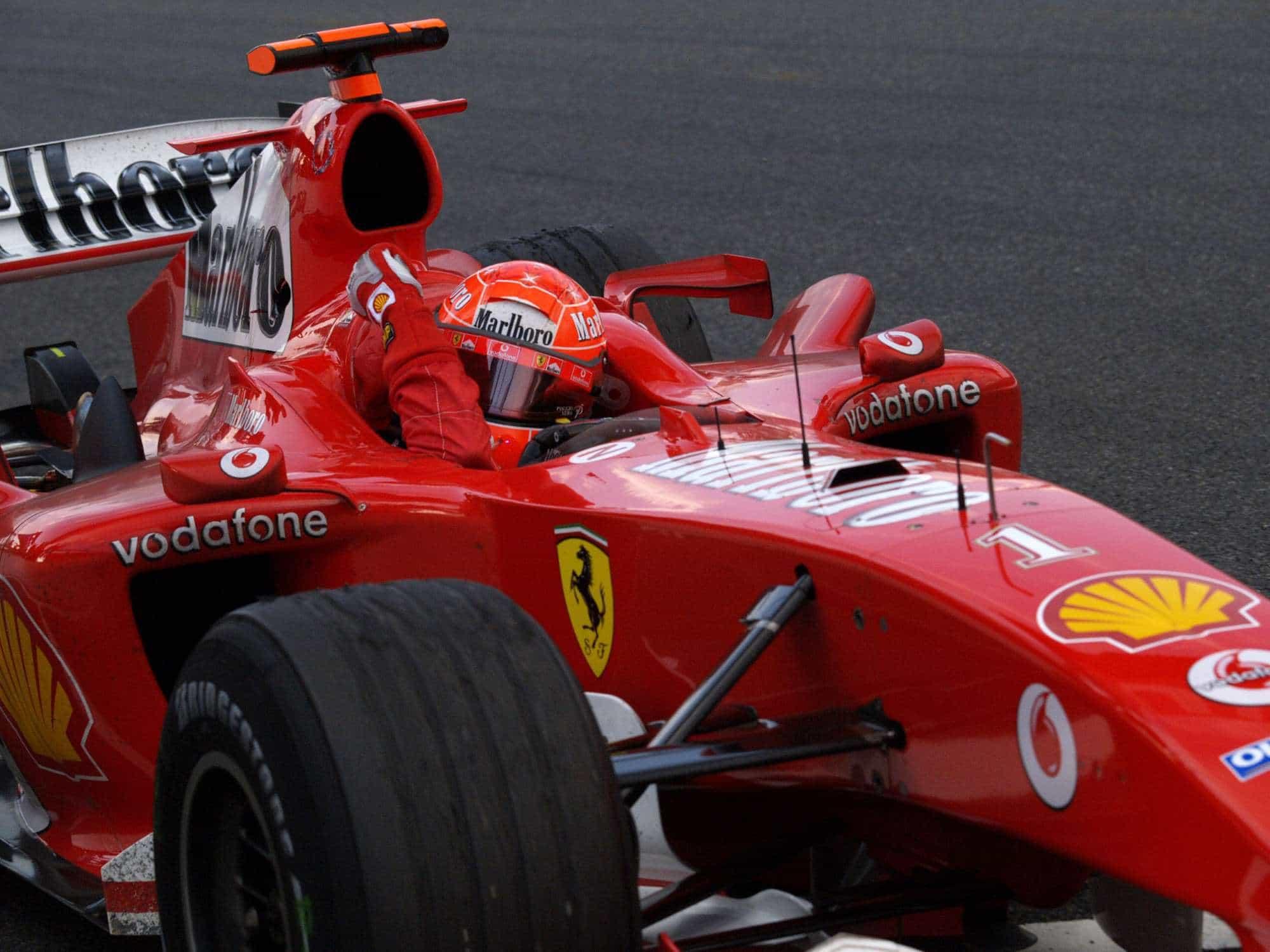 After Schumacher Who Is The Best Ferrari Driver