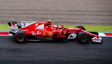Raikkonen Ferrari Japanese GP F1 2017 Photo Ferrari