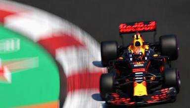 Verstappen Red Bull Mexican GP F1 2017 FP Photo Red Bull