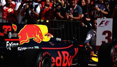 Verstappen USA GP Austin F1 2017 Photo Red Bull